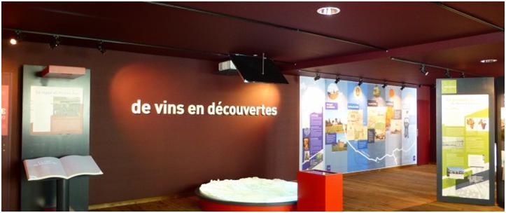 Espace vins et decouvertes