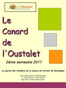 canard oustalet 2017-2