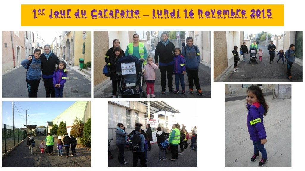 2015.11.16 - Photos 1er jour Carapatte