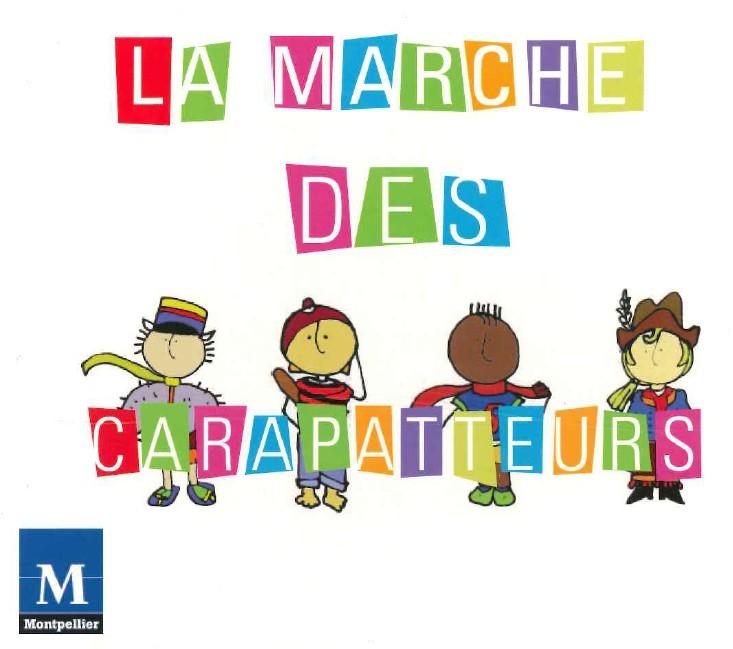 Titre CD La marche des carapatteurs