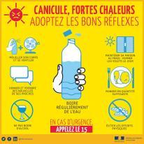 Fortes chaleurs : Vigilance Orange Canicule dans l'Hérault
