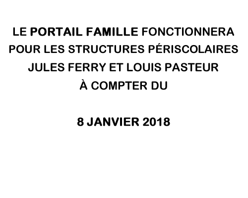 portail famille