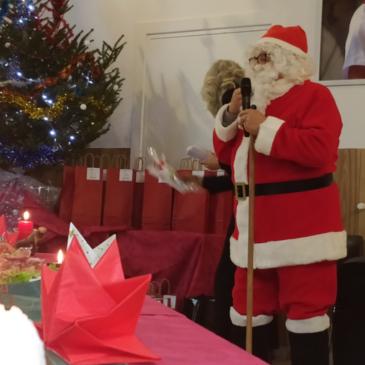 Noël du personnel municipal