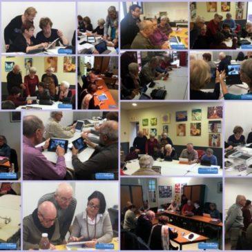 CLIC l'Epi – Des ateliers numériques séniors portés par les retraités