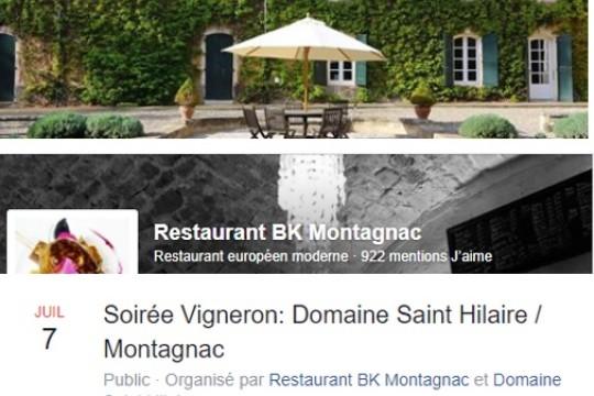 Domaine St Hilaire BK 7 Juillet