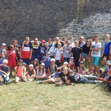 Chantiers Jeunes à Montagnac