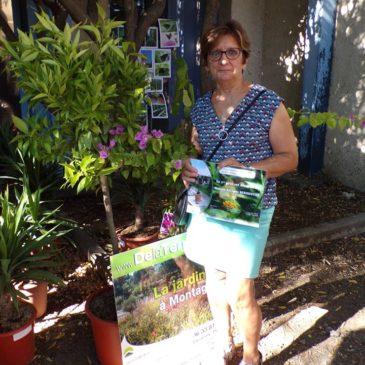 Remise des Prix Concours Municipal des Jardins et Balcons Fleuris