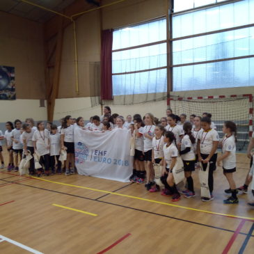 Journée Hand Ball Féminin -11 ans