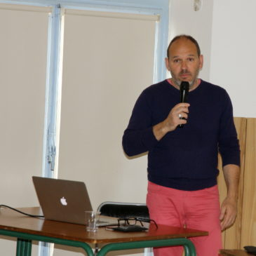 Conférence amis de Montagnac